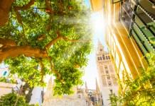 Sevilla. Centrum Andalúzie, ktoré sľubuje raj pre turistov