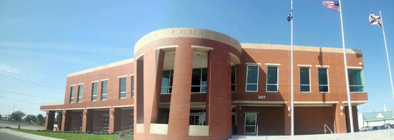 Plant City Criminal Courthouse