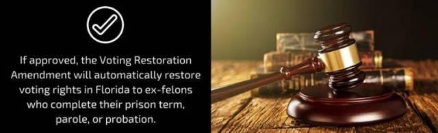 Voting Restoration Florida