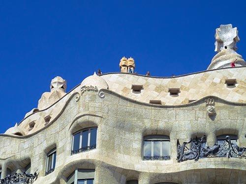 10 Bauwerke von Gaudi in Barcelona