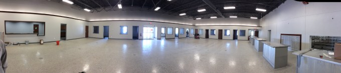 Recent Commercial Construction Project - Effingham Builders Supply