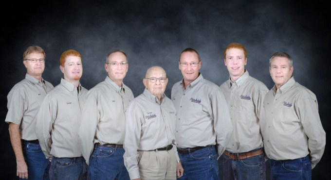 Mette Family of Effingham Builders Supply