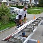 Aluminum Break Rental - Effingham Builders Supply