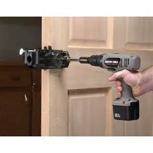 Boring Jig Lockset Rental for your next home construction or remodeling project
