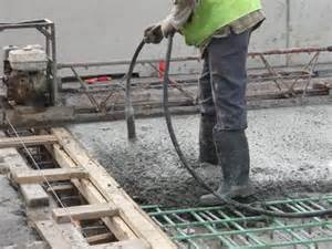Concrete Vibrator Rental for low or small concrete pours