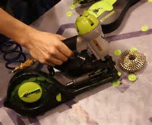 Plastic Cap Nailer Rental - EBS Rental Center