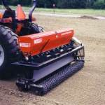 Slit Seeder Rental at the Effingham Builders Supply Rental Center