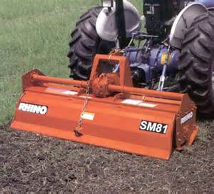 Tiller 3-point 60-inch for rent in our lawn and garden center