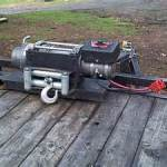 Visit our rental center if you need to rent a trailer winch