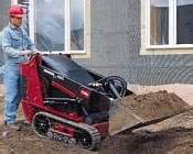 Rent Compact Loader