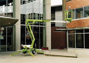 Man Lift Towable 34-foot