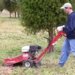 Rent Stump Grinder from the Effingham Builders Supply Rental Center