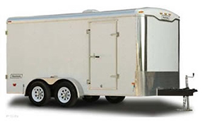 Trailer Enclosed 16-foot