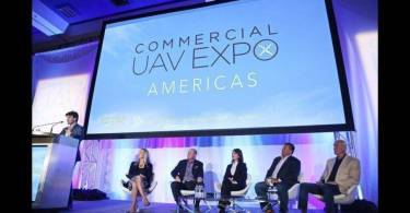 Commercial UAV Expo 2018