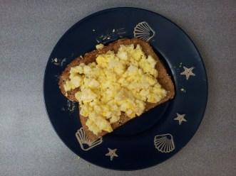 21-grain toast 110cal