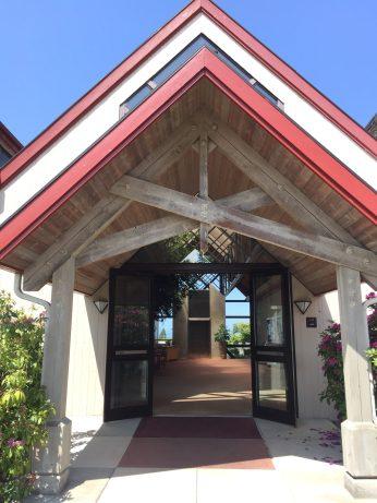 Southern Entrance
