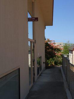 Eastern Entrance