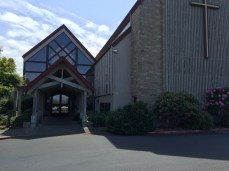 Northern Entrance