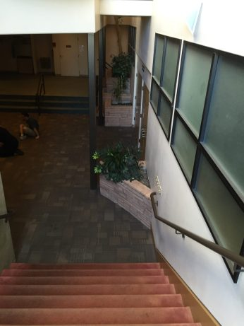 Fellowship Hall Foyer