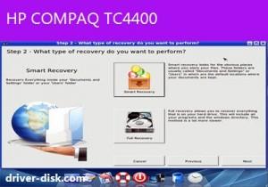 HP Compaq TC4400