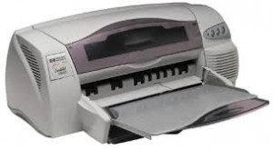 HP Deskjet 1220c Driver