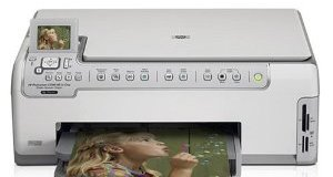 HP Photosmart c5180 All-in-one Printer Driver Download