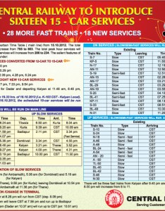 car october new local train timetable also central railway services rh go mumbai