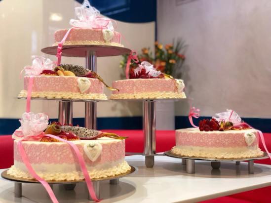 Probieren Sie auch unser Kuchensortiment