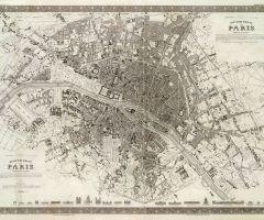 Joseph_Meyer,_Westliche_Halfte_von_Paris,_1860_-_David_Rumsey