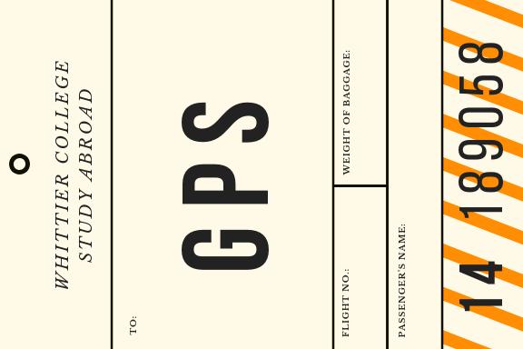decorative luggage label