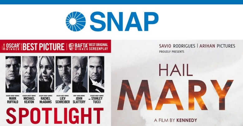 SNAP Network on 'Hail Mary' Film: Upcoming film that may be