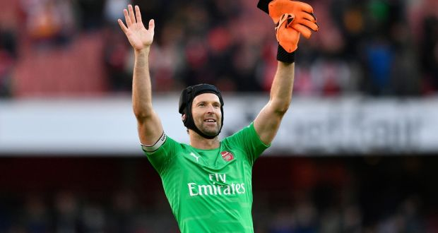 A selection of memorable moments from Petr Cech's glittering career