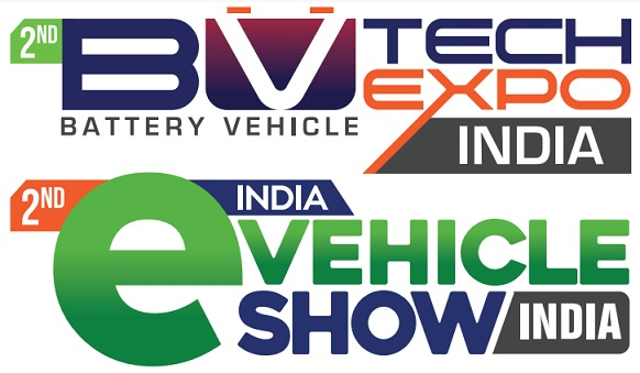 2nd BV Tech Expo India and 2nd E-Vehicle Show India to be