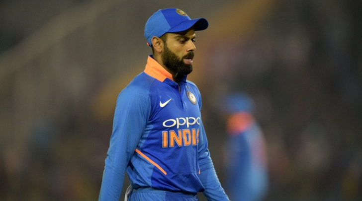 Fans in Mohali ask Virat Kohli to bring back MS Dhoni