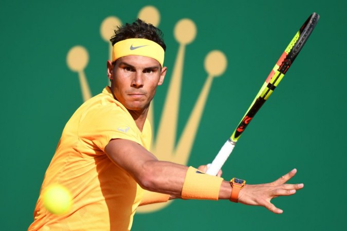 Nadal Back In Action: