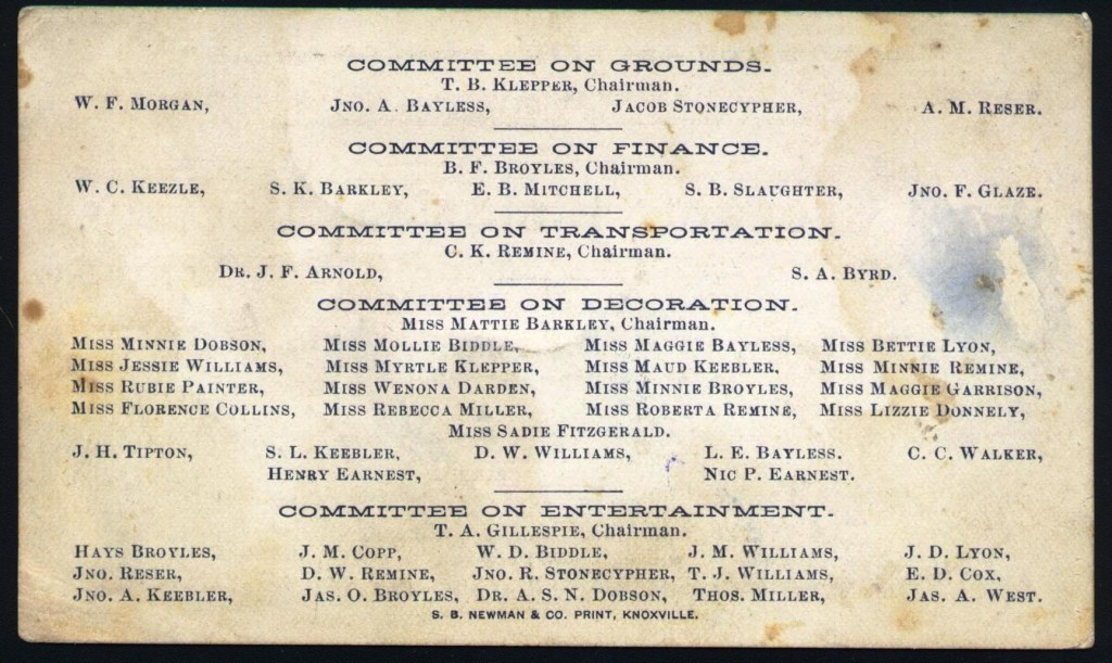 historical society invitation_back