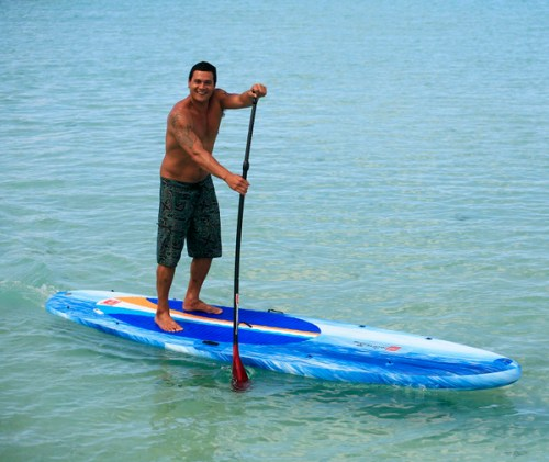 Explorer is great for taller paddlers