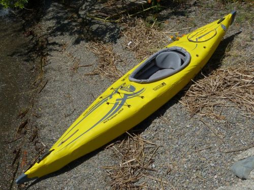 New AirFusion Elite Kayak from Advanced Elements
