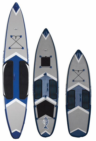 New Airis Hardtop Line of Inflatable Standup Paddle Boards