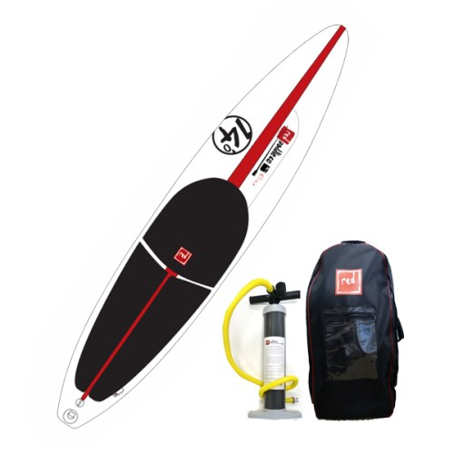 Limited Edition Red Air Elite ISUP