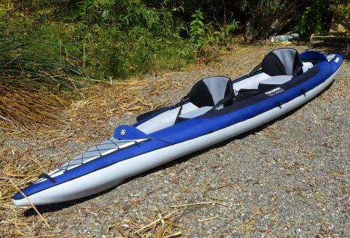 Columbia Tandem HP for 2+ paddlers