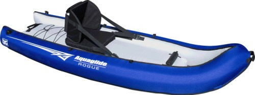New Rogue XP One inflatable kayak from AquaGlide