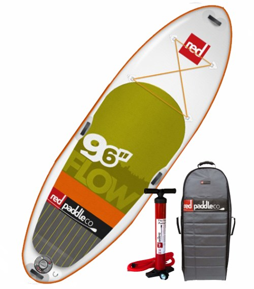 2015 Red Paddle Co Flow 9-6
