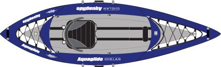 Chelan HB One Inflatable Kayak