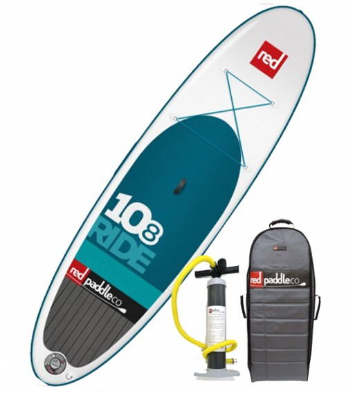 2015 Red Paddle Co Ride 10-8 Inflatable SUP