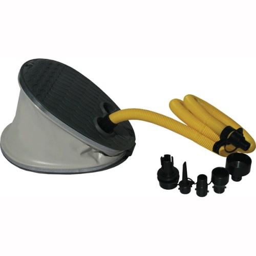 AquaGlide Bellows Foot Pump
