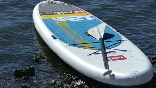Explorer 12-6 inflatable SUP from Red Paddle Co.