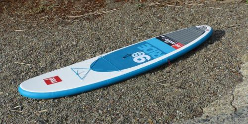 Red Air Ride 9-8 inflatable SUP