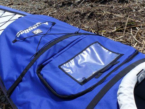 Map case pocket