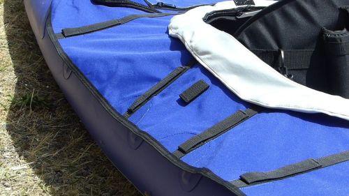 Velcro attachment points
